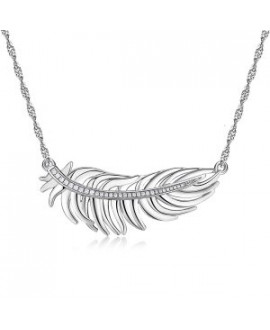 Brosway PLUME Collana in...