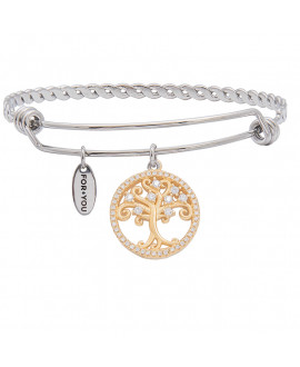 4 YOU - LIFE  bracciale in...